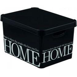 Box, pudełko plastikowe do przechowywania DECO -L - HOME CURVER