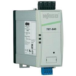 Zasilacz na szynę DIN WAGO EPSITRON® PRO 787-842, 24 V/DC, 20 A, 480 W (transformator elektryczny)