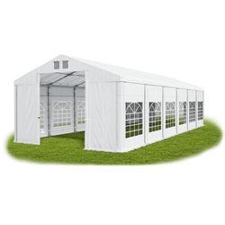 Namiot 6x12x3, całoroczny namiot cateringowy, winter/sd 72m2 - 6m x 12m x 3m marki Das company