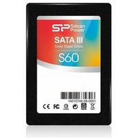 Silicon Power SSD SLIM S60 120GB 2,5 SATA3 MLC 520/460MB/s 7mm