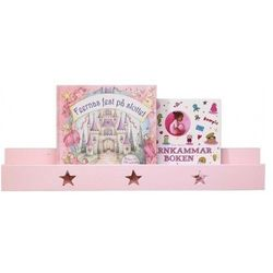 Kids concept Półka ścienna  122189 gwiazdki różowy