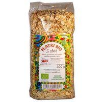 Babalscy: płatki zbożowe mix 5 zbóż BIO - 300 g z kategorii Płatki, musli i otręby