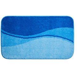 Grund dywanik łazienkowy flash, niebieski, 80x140 cm
