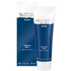 soothing balm łagodząca żelowa emulsja po goleniu, marki Janssen cosmetics