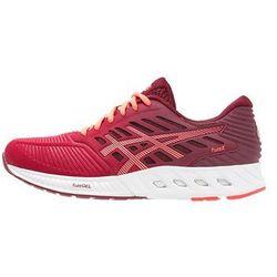 ASICS FUZEX Obuwie do biegania treningowe ot red/flash coral/true red ze sklepu Zalando.pl