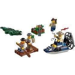 Lego City ZESTAW STARTOWY 60066, klocki dla dzieci