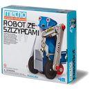Mecho Pojazdy silnikowe Robot ze szczypcami (4893156034052)