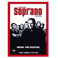 Rodzina Soprano, sezon 2 (4 DVD) - Daniel Attaias, Jack Bender (7321909252097)