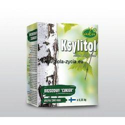 KSYLITOL cukier brzozowy - naturalna słodycz dla zdrowia (250 g) - produkt z kategorii- Cukier i słodziki