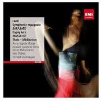 Symphonie Espagnole / Zigeunerweisen - Anne Sophie Mutter (muzyka klasyczna)