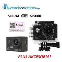 Kamera sportowa sj5000 wifi panasonic novatek 24h marki Sjcam