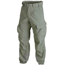 spodnie Helikon LEVEL 5 Ver.II Soft Shell alpha green (SP-SS2-NL-36), zielony w 6 rozmiarach