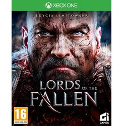 Lords of the Fallen - produkt z kat. gry Xbox One