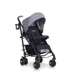 Easy-Go Nitro wózek dziecięcy spacerówka Grey z kategorii Wózki spacerowe