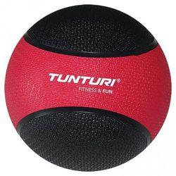 Tunturi Medicine Ball 3kg, Red/Black (8717842018859)