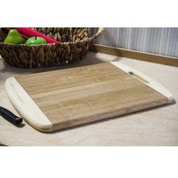 Giardino home deska kuchenna bambusowa 36 x 25.5 cm marki Giardino / home-akcesoria kuchenne