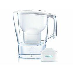 BRITA Dzbanek filtrujacy Aluna Biały + wkład Maxtra Pure Performance