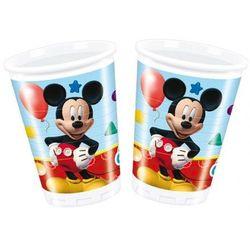 Procos Kubeczki urodzinowe myszka mickey - 200 ml - 8 szt.