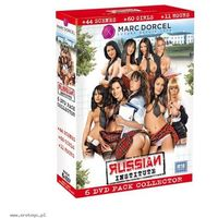 DVD Marc Dorcel - Russian Institute Collector Box (6-pack) z kategorii Filmy erotyczne