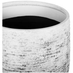 Doniczka jasnoszara ⌀53 cm dioni marki Beliani