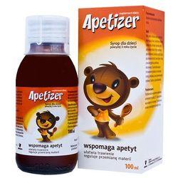Apetizer syrop dla dzieci 100 ml (artykuł z kategorii Witaminy i minerały)
