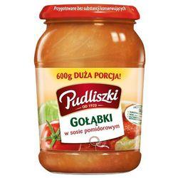 Pudliszki  600g gołąbki w sosie pomidorowym