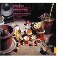 Prokofiev: Violin Concerto No. 2 / Rachmaninov: Symphonic Dances (CD) - Tugan Sohiev