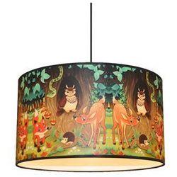 Lampa wisząca BAMBI 1xE27/60W/230V - produkt z kategorii- Oświetlenie dla dzieci