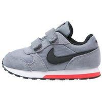 Nike Sportswear MD RUNNER 2 Tenisówki i Trampki cool grey/black/max orange/white (0886912482468)