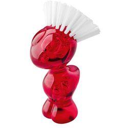 Szczoteczka do warzyw TWEETIE - kolor czerwony, KOZIOL (4002942066997)