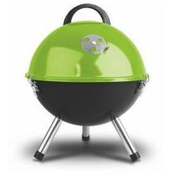Grill węglowy  fzg 1000g czarny/zielony od producenta Fieldmann