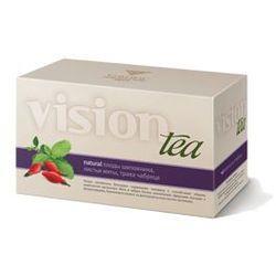 Dzika róża i tymianek (Herbata Vision) (ziołowa herbata)