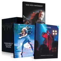 Voo Voo Najmniejszy koncert świata (Płyta CD), oprawa twarda