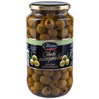 Olivana  935g oliwki zielone drylowane | darmowa dostawa od 150 zł!