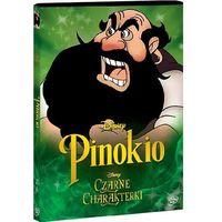 Pinokio (DVD) - Ben Sharpsteen, Hamilton Luske