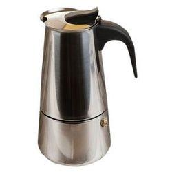 Home Kawiarka do kawy espresso 6 osoby stal nierdzewna