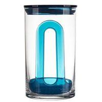 PASABAHCE Pojemnik szklany na oliwki z/p 750 ml mix kolorów