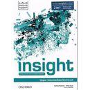 Insight Upper-Intermediate. Ćwiczenia + Online Practice, Fiona Beddall|Jayne Wildman