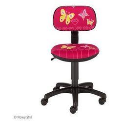 Nowy styl Krzesło dziecięce cartoons line small black ts22