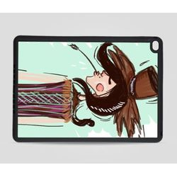 Etui na iPad Air 2: Cowgirl, towar z kategorii: Pokrowce i etui na tablety