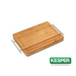 Kuchenna deska bambusowa  49.5x35x4cm 55151 marki Kesper