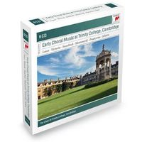 Early Choral Music at Trinity College Cambridge (CD) - Choir Of Trinity College Camb