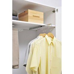 Wieszak na ubrania, wysuwany, WENKO (4008838500101)