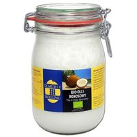 BIO Olej Kokosowy na zimno tłoczony 1000 ml