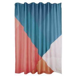 Zasłonka prysznicowa Alboran 180 x 200 cm (3760297771089)