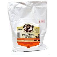 Mąka gryczana biała 500g SMAJSTRLA, 5964