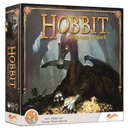 Hobbit. wyprawa po skarb wyprodukowany przez Foxgames
