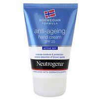 Neutrogena  hand care krem do rąk przeciw starzeniu się spf 25 (anti-ageing hand cream) 50 ml