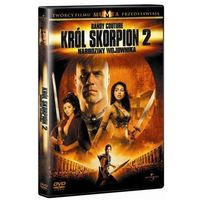 Król skorpion 2: Narodziny wojownika (DVD) - Randall McCormick