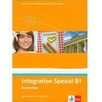 Aussichten B1 Integration Spezial Materiał Uzupełniający Z Płytą Cd (9783126762229)